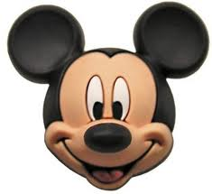 3D Mickey Mouse Face